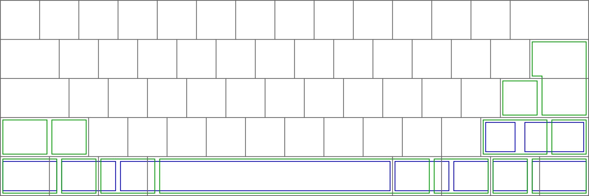 Introducing the GH60 keyboard project | komar's techblog