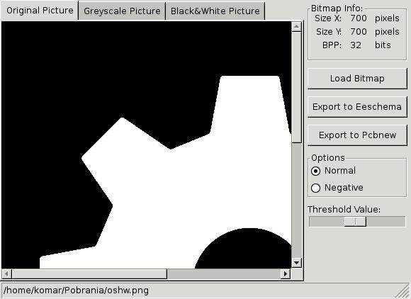 bitmap2component's gui